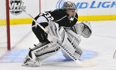 Will Jonathan Quick Finally Take Home the Vezina Trophy?