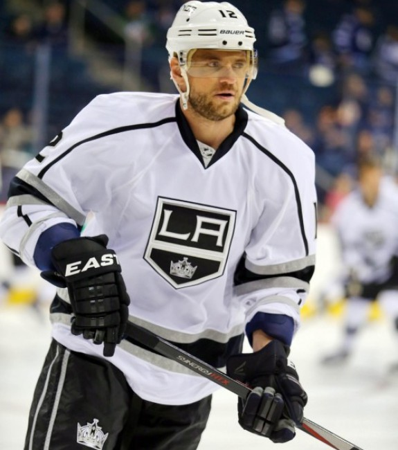 Marian Gaborik won a Stanley Cup with the Los Angeles Kings and sweet revenge in the process. (Bruce Fedyck-USA TODAY Sports)