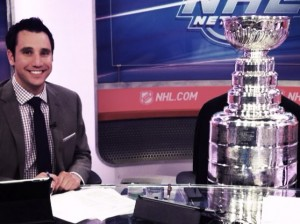 Mark Roe with Lord Stanley Photo Credit-(Mark Roe)