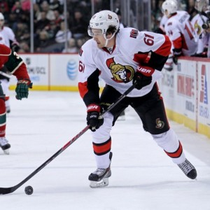 Mark Stone, Ottawa Senators, P.K. Subban, NHL Playoffs