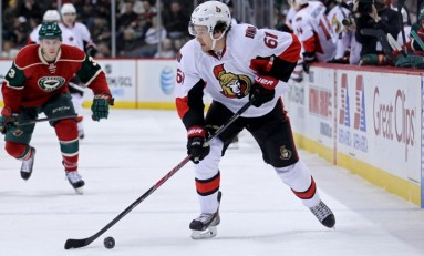 Mark Stone: Ottawa's Best Forward