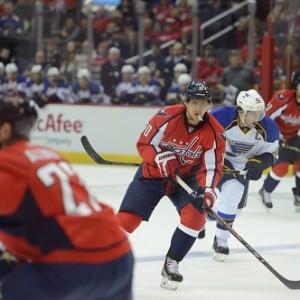 Washington Capitals forward Martin Erat could be traded at the 2014 deadline (Tom Turk/The Hockey Writers)