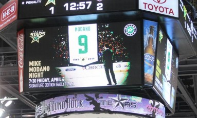 Best #1-10 in Dallas Stars Franchise History