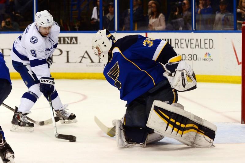 Ryan Miller, St. Louis Blues, NHL
