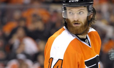Milestone Night for Sean Couturier