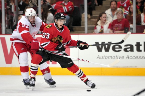 The frenzy surrounding Chicago's top prospect Teuvo Teravainen may lead some to call Teravainen overhyped