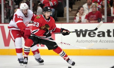 Blackhawks Prospect Teravainen Finnish But Hardly Finished