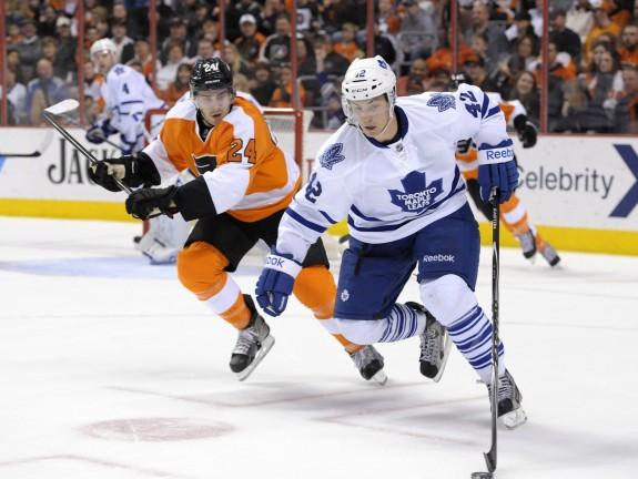 Tyler Bozak, Toronto Maple Leafs, NHL, Hockey, Trade Deadline