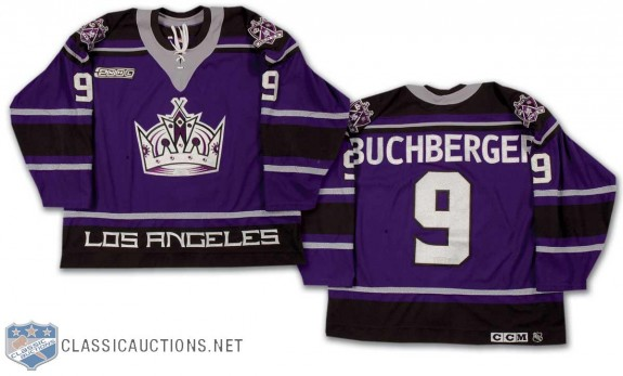 Los Angeles Kings Third Jersey