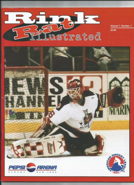 Albany River Rats Frederic Henry (Rink Rat Illustrated).