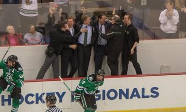 NCAA Hockey: North Dakota Embraces Underdog Role