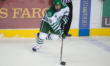 North Dakota Renews Rivalry with Minnesota in Frozen Four Semifinal