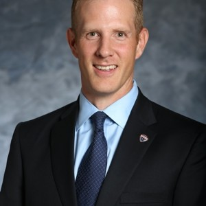 NCHC Commissioner Josh Fenton (NCHC Image)