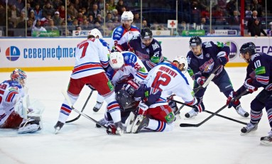 KHL Provides Vegas Alternative Roster Options