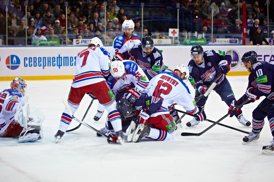 Metallurg and Lev have a real battle in 2014