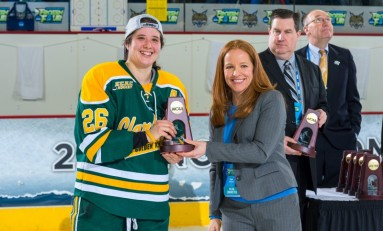 NCAA Women's Hockey: 2013-2014 End-of-Season Awards