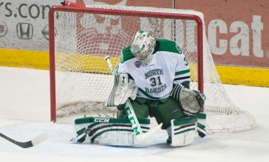 UND Hockey: Gothberg's Strong Finish Propels Team