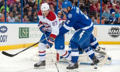 Back In The Thunderdome: Habs Prepare For Game Two