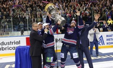 Metallurg Magnitogorsk Wins Gagarin Cup in Super-Intense Series