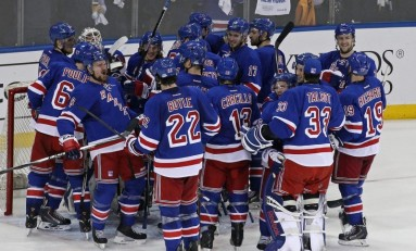 Rangers' Playoff Mantra: Change the Ending