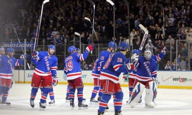 New York Rangers Social Media Guide