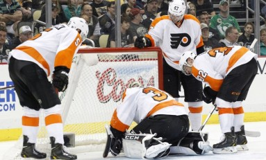 Who Will Steve Mason's Backup Be? Flyers Have Options