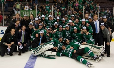 UND Hockey: Focus on Team Goals, Not Individual Awards