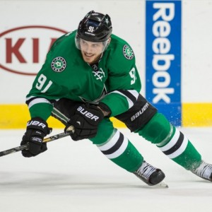 Tyler Seguin knows where the Stars went wrong last season.(Jerome Miron-USA TODAY Sports)