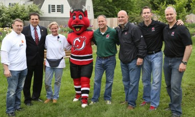 Pucks For Parks: New Jersey Devils Initiative