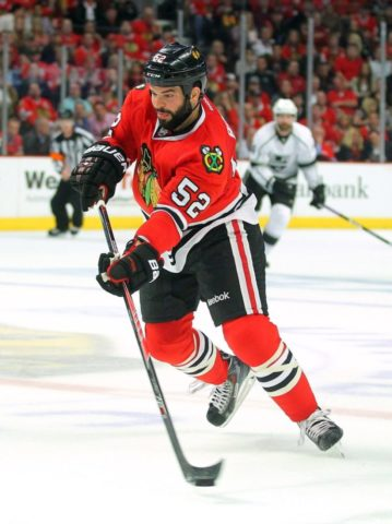 Brandon Bollig - Chicago Blackhawks