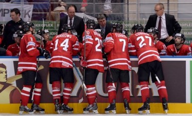 Canada Routs Sweden to Face USA in the IIHF Semifinals