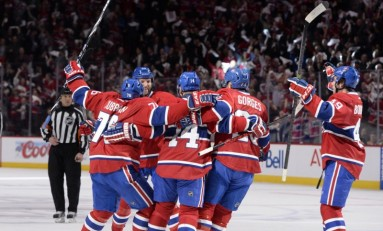Post-Lockout Montreal Canadiens in Elite Company