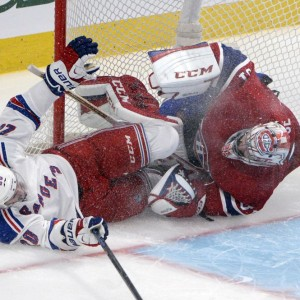 Oh if only Carey Price had played.... (Eric Bolte-USA TODAY Sports)