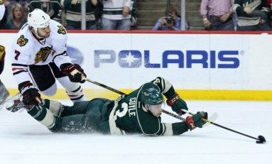 For Minnesota Wild, There's No Place Like Home