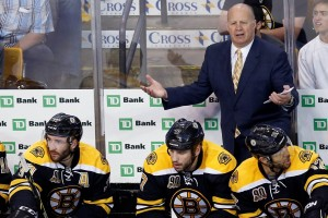 Julien's Bruins have been known to be a defensive-minded club. Will things change this season?(Greg M. Cooper-USA TODAY Sports)