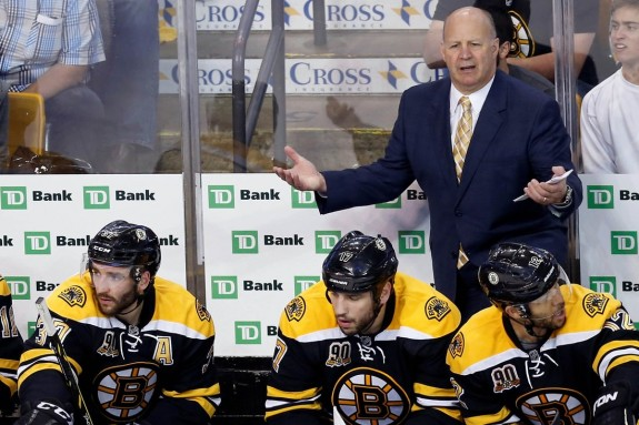 Don Sweeney Boston Bruins Offseason Claude Julien