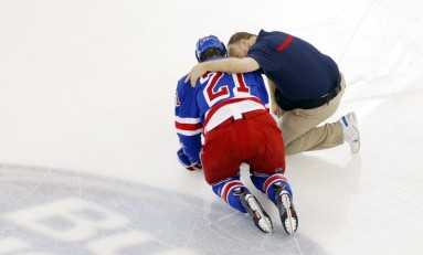 Rangers Adjusting To Injuries; Lundqvist Return On The Horizon