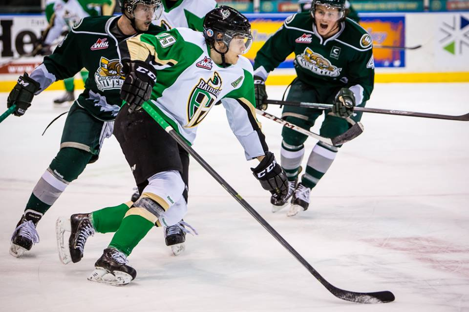 Prince Albert's Leon Draisaitl could be in the NHL next season ( Christopher Mast)