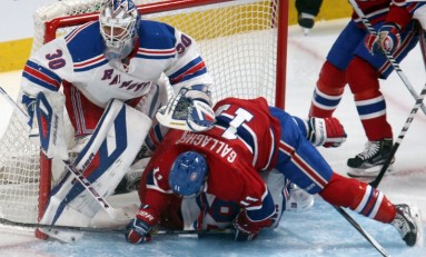 The Bell Centre Is the Outlier in Rangers' Road Success