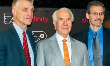 Ed Snider More Than Just An Owner To Flyers