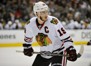 Jonathan Toews, NHL, Chicago Blackhawks, Stanley Cup, Leader, Hockey
