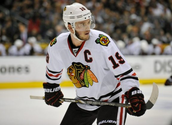 Jonathan Toews, Chicago Blackhawks