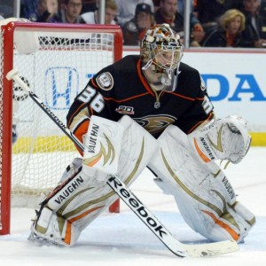 John Gibson, Anaheim Ducks, Fantasy Hockey, NHL