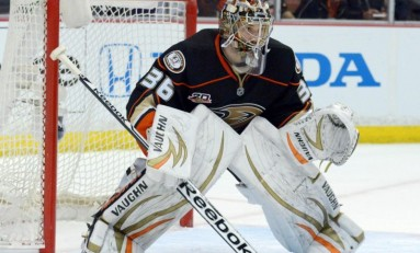 Ducks Give John Gibson 3-Year Extension