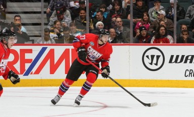 NHL Draft War Room: Nikita Scherbak
