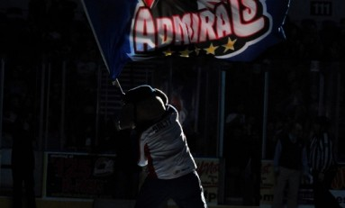 "The Norfolk Admirals Say, ""Thank You Fans!"""