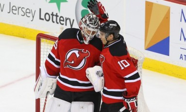 Q & A with Peter Harrold of the New Jersey Devils