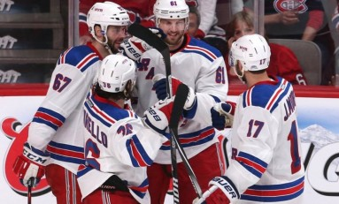 Rangers Get Last Laugh in Their House of HAHrrors