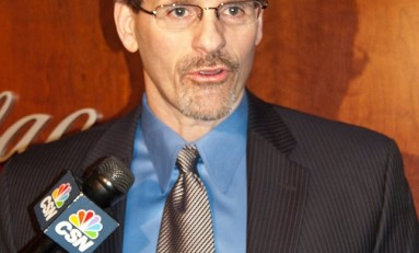 Ron Hextall Revamping the Flyers