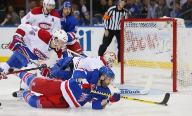 Tilt with Habs Could Bring Changes to Rangers Lineup